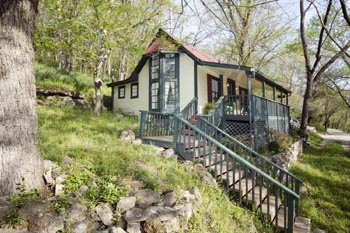 Historic Cottage of Eureka Springs Arkansas
