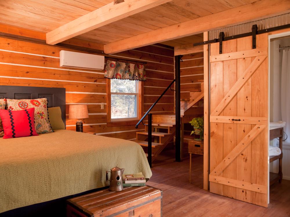 The Sassafras Cabin