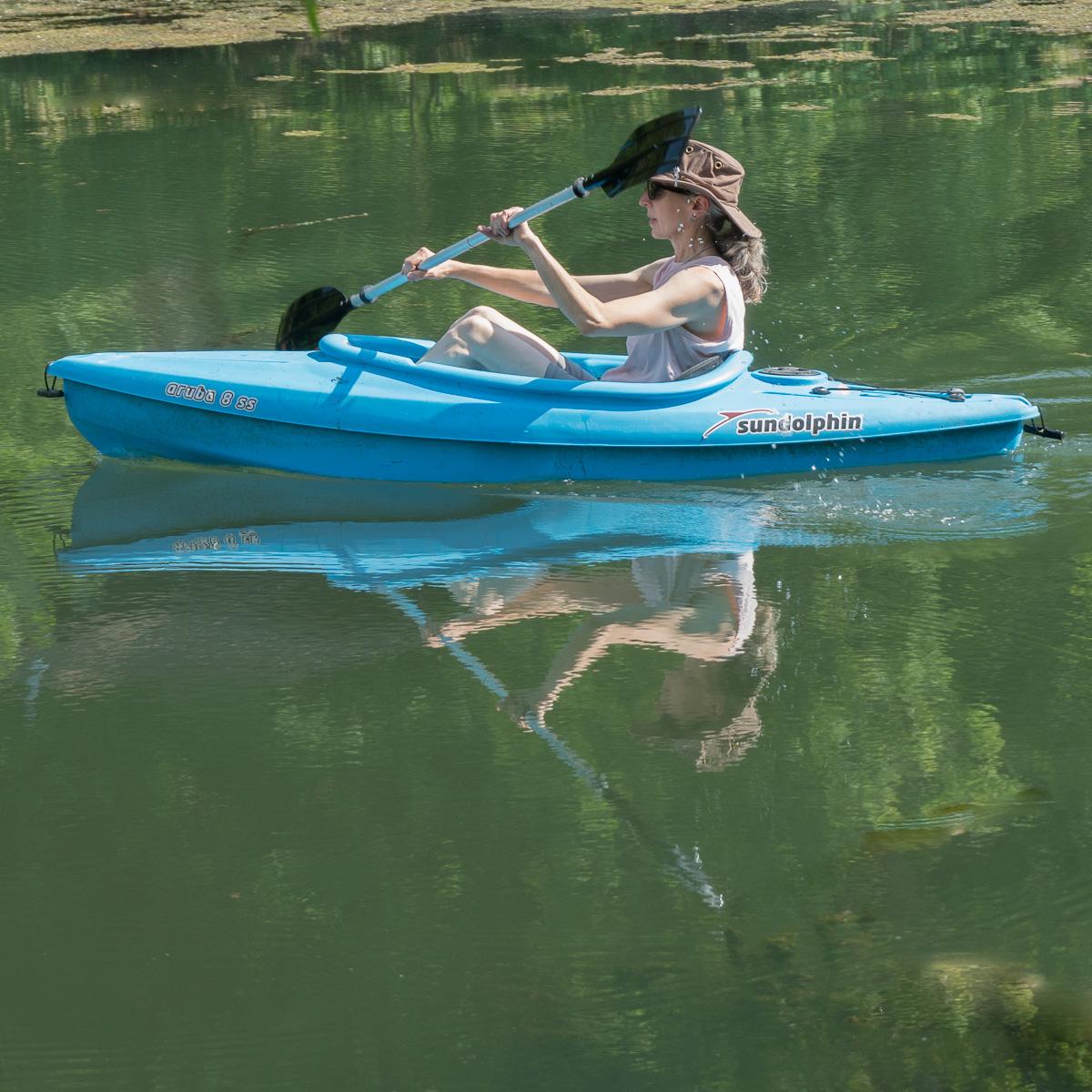 Boating on Lake Lucerne Eureka Springs